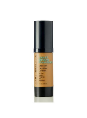 Liquid Mineral Foundation - Chestnut