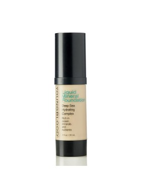 Liquid Mineral Foundation -  Ivory