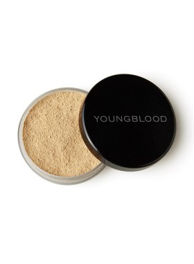 Natural Loose Mineral Foundation - TOFFEE