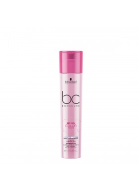 BC BONACURE® pH 4.5 Color Freeze Silver Micellar Shampoo