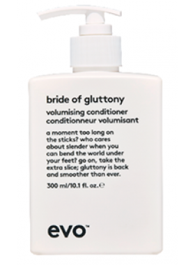 bride of gluttony volumising conditioner 300ml gf
