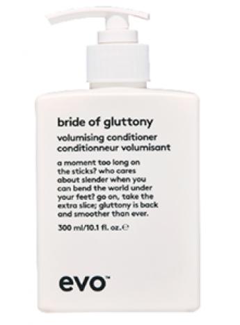 bride of gluttony volumising conditioner 300ml gf