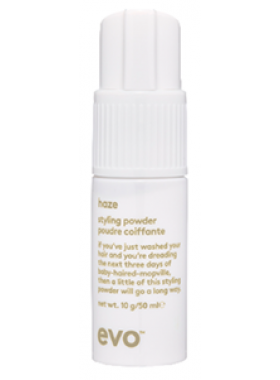 haze styling powder spray