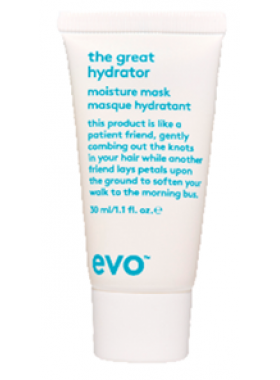 the great hydrator moisture mask travel size