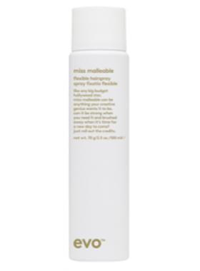 miss malleable flexible hairspray travel size