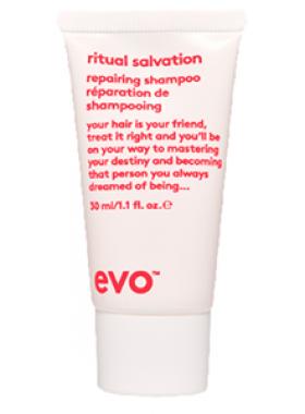 ritual salvation repairing shampoo travel size