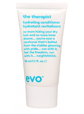 the therapist hydrating conditioner travel size