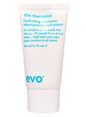 the therapist hydrating shampoo travel size