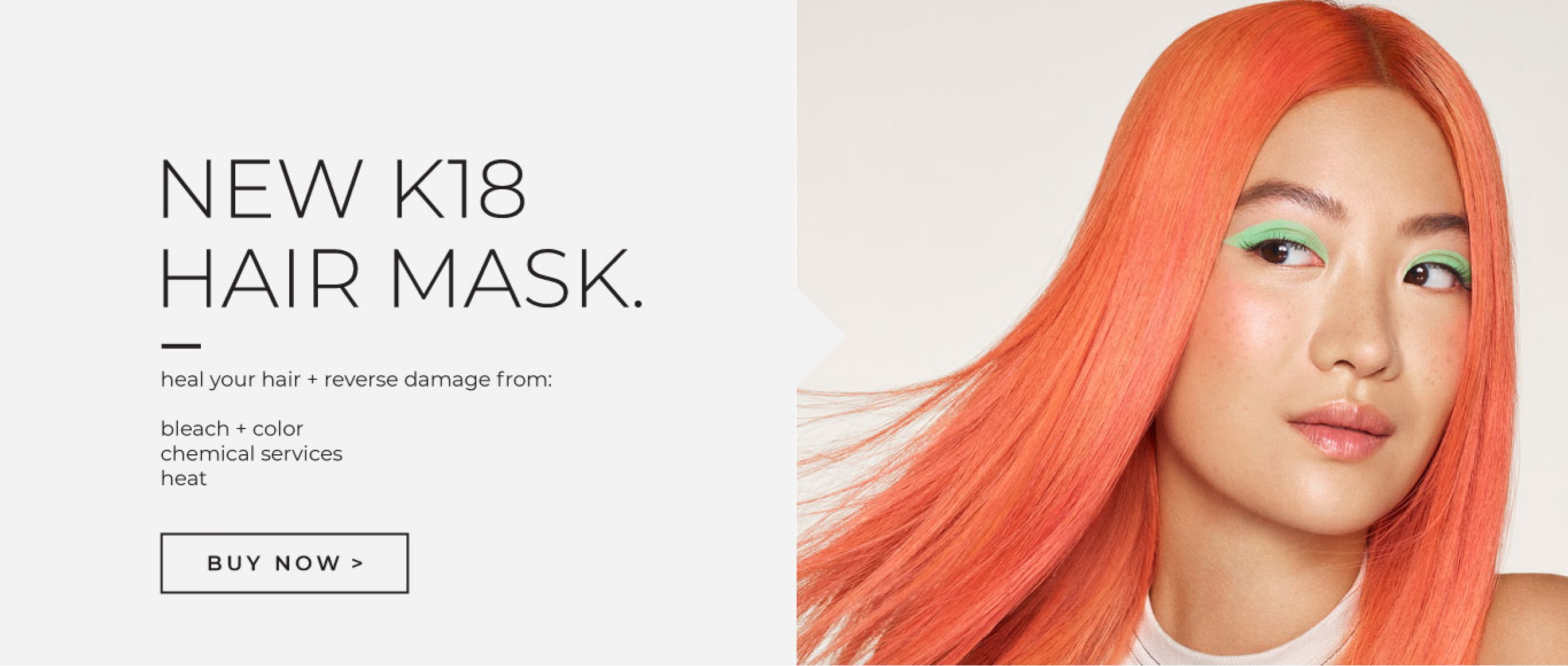NEW K18 HAIR MASK.