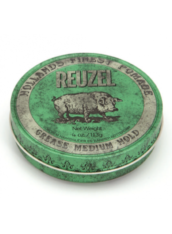 GREEN POMADE GREASE